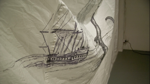 hoaxed_lochness_drawing_detail